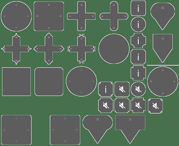 FlatDark UI Pack Preview 3