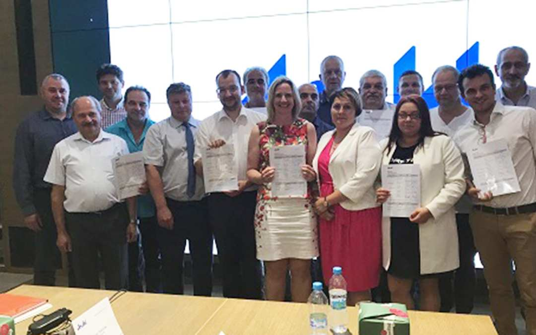 EWC agreement signed at Asahi Breweries Europe Group (ABEG)