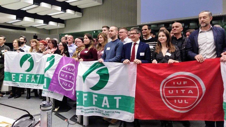 COVID-19: EFFAT appreciates and reciprocates IUF Asia-Pacific's solidarity