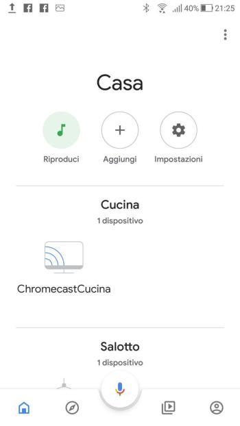 Google Home - App