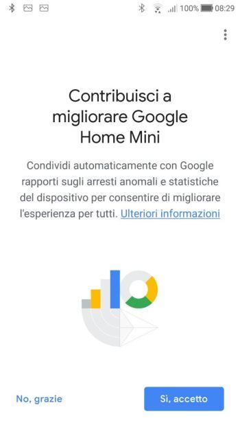 Google Home - Contribuisci a migliorare Google Home Mini