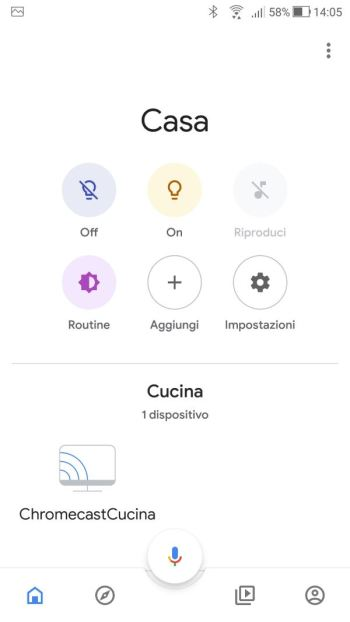 Google Home - Home