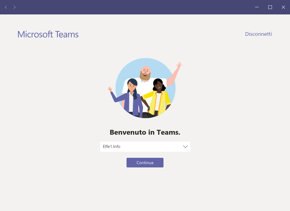 Microsoft Teams Ubuntu - Benvenuto