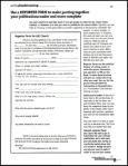 Reporter Form: a great tool that enables church communicators to get the information they need to create communications