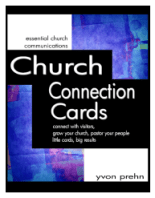 Connection Card book
