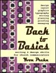 ebook: Back to Basics, writing and design skills for church communicators