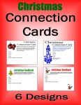 Christmas Connection Cards