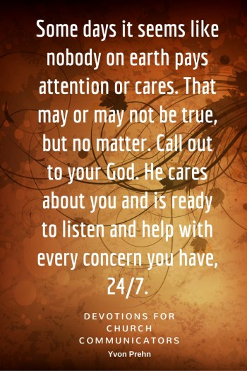 Church Communicators Devotion quote #2