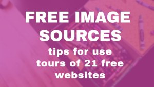 Previews of 21 Image Sites