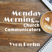 Monday Morning Podcast for Church Communicators
