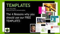 Video: about ECC TEMPLATES and an overview of FREE CHRISTMAS TEMPLATES