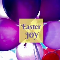 Easter joy and links to free Eastertemplates