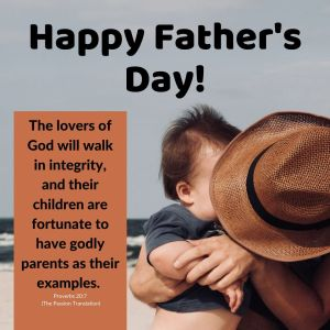 FREE Father's Day Instagram Images