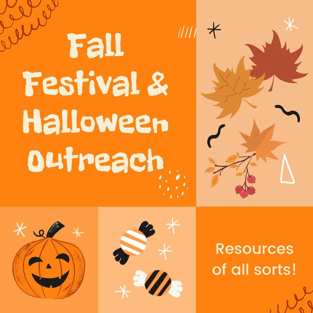 Fall and Halloween Communications