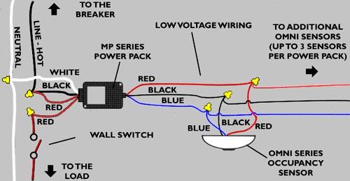 Ceiling Occupancy Sensor Wiring Diagram Mail Cabinet