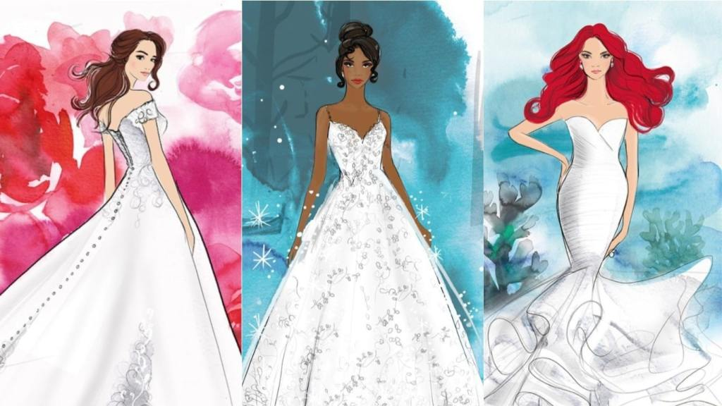 La collection des robes Disney enfin disponible