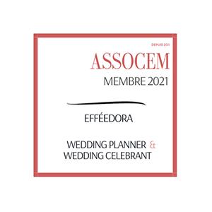 EFFEEDORA - wedding planner - Officiante de cérémonie - Île de France
