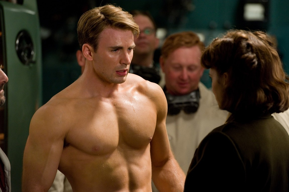 exclusif visite du tournage de captain america the first avenger