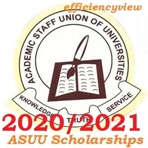 Photo of ASUU Scholarships for Students in public Universities 2020/2021 register here
