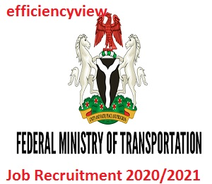 Photo of Federal Ministry of Transportation Job Recruitment 2020/2021: see requirements here
