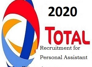 Photo of Apply for 2020 Total Nigeria Graduate Recruitment for Personal Assistant