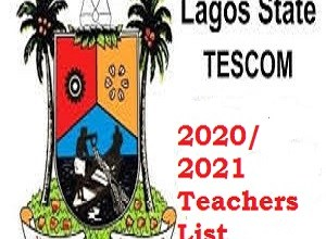 Photo of Lagos State Teachers Recruitment List of Shortlisted Applicants 2020/2021 view here