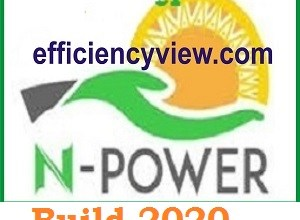 Photo of About 2020/2021 Npower Build Vocational Training and Apprenticeship Recruitment