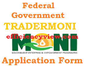 TraderMoni Loan of Social Investment Program