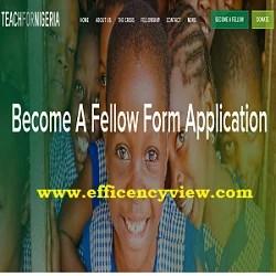Photo of Teach for Nigeria Recruitment Application Registration Form out 2020/2021 apply here – www.teachfornigeria.org