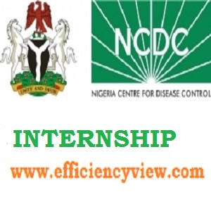 Photo of NCDC Post-Baccalaureate Internship Programmes 2020/2021 register here
