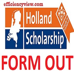 Holland Scholarship Application Form is out to study in Netherland