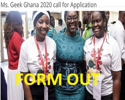 Photo of How to apply/register for 2020 MS GEEK Ghana Competition for young Ghanaians