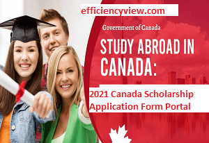 Photo of Update on 2020-2021 Canada Scholarship Application Form Portal for International Students