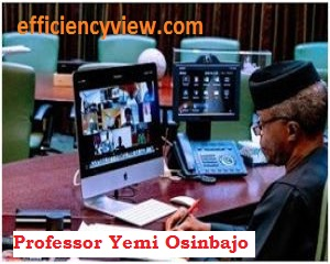 Photo of Npower Scheme 2020 New Jobs Recruitment as Vice President Osinbajo talks more of recruiting applicants