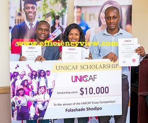 Photo of African UNICAF Essay Scholarships Competition and win a full UNICAF Scholarship for your MBA 2021/2022