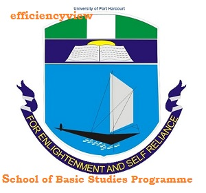 Uniport School of Basic Studies Programme 2020/2021 out