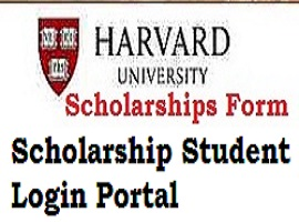 Photo of Harvard University Scholarship Student Login Portal   Registration/ Application Form – scholarships.harvard.edu