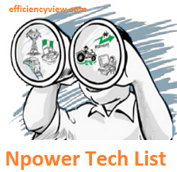 Photo of Npower Tech List of Shortlisted Candidates 2020/2021 check here