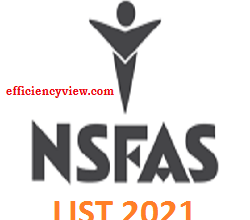 Photo of National Student Financial Aid Scheme Scholarships –NSFAS – List of Successful Shortlisted Beneficiaries 2021 in South Africa