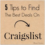 5 Tips to Find The Best Deals on Craigslist