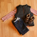 How to Build A Kid's Capsule Wardrobe {With Free Checklist!}