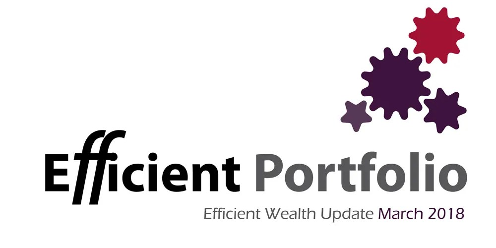 Efficient Wealth Update March 2018