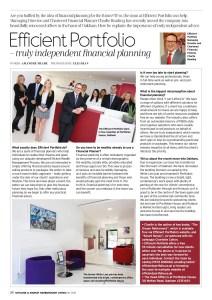 Rutland Living Efficient Portfolio Article July2