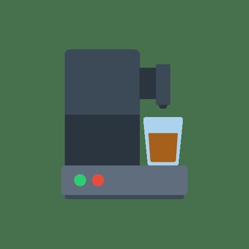 Coffee machine electricity usage calculator