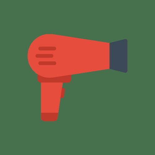 Hair dryer electricity usage calculator