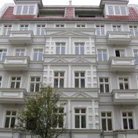 Gründerzeitaltbau in Berlin komplett zum Niedrigenergiehaus umgebaut