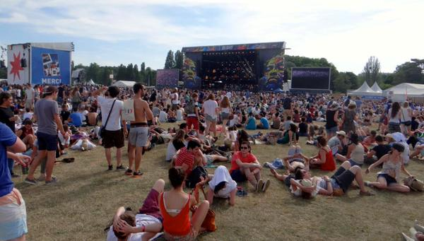 Solidays 2015 : une ambiance mystique