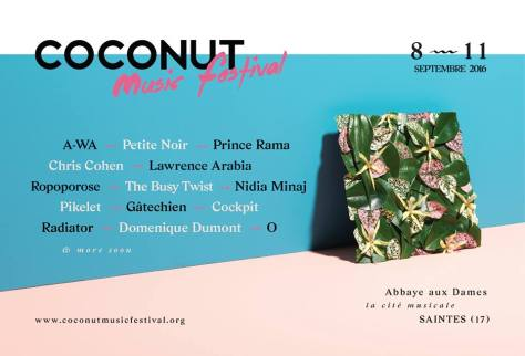 coconut music festival