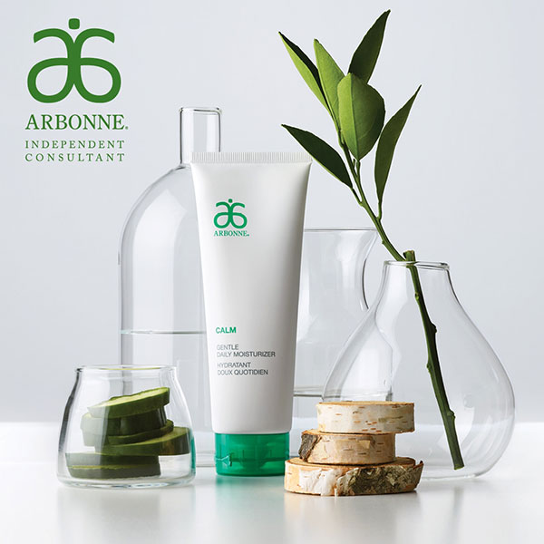 Image result for arbonne calm range ingredients