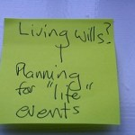 "Matters of life and death:  an investigation of ""living wills"" and  other advance directives"